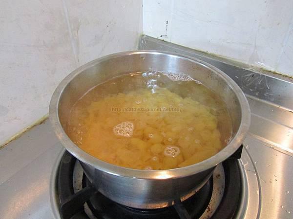 素食料理:迷迭香義大利麵、義大利麵、素食