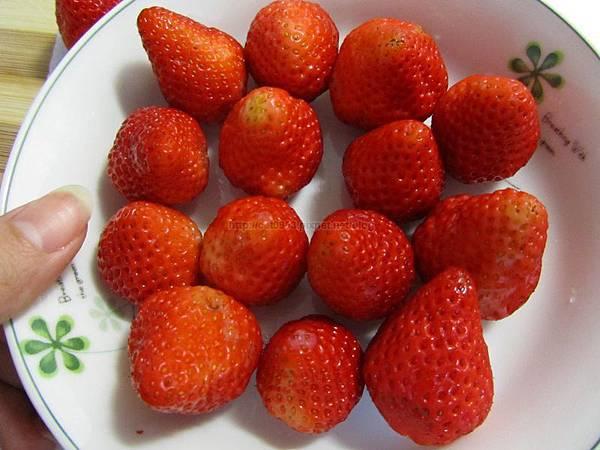 1分鐘完成草莓奶昔(季節限定:1-4月)