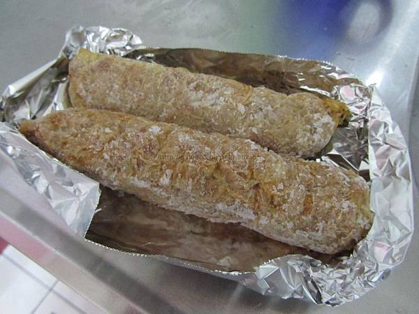烤雞捲(無需先解凍,無需油炸)
