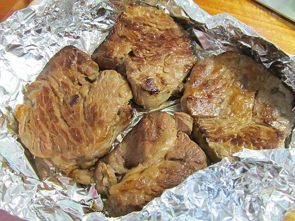 10分鐘料理-香煎牛排(2人份)