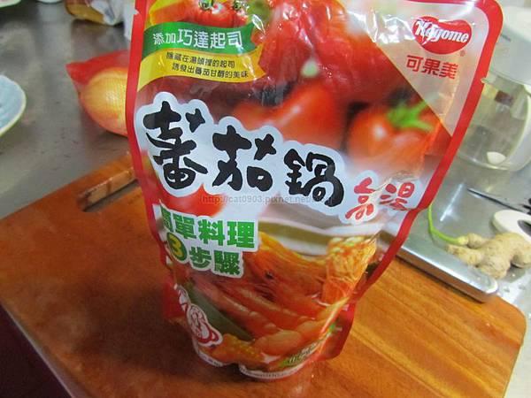 5分鐘料理-茄汁鳳梨蝦仁(2人份)