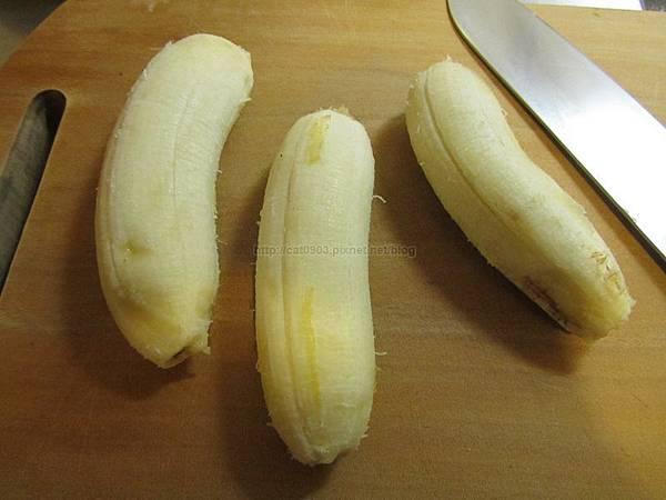 烤箱料理-點心-烤香蕉片,新手料理, 懶人料理,臉黃黃太太, 食譜, 料理
