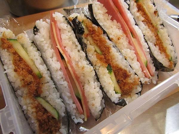 日本新式飯糰-Onigirazu,臉黃黃太太, 食譜, 料理