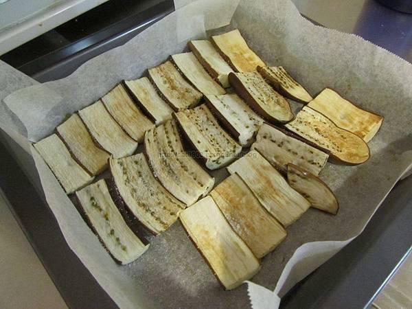 烤香料理-焗烤茄子食譜