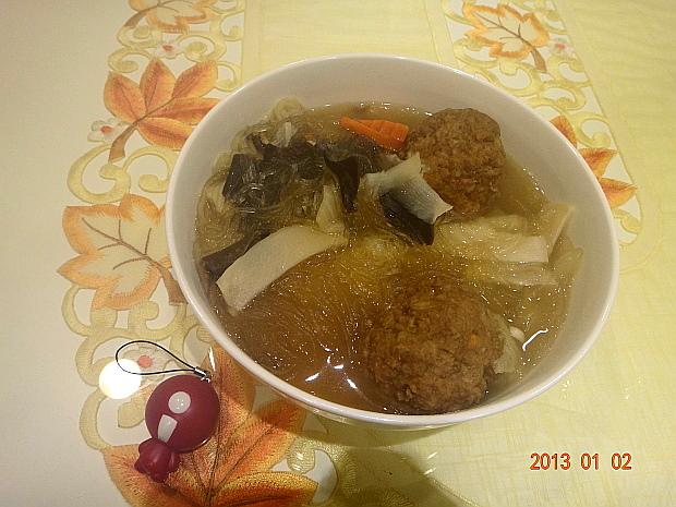 砂鍋獅子頭6.JPG