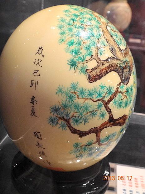 蛋雕26-孔雀開屏4.JPG