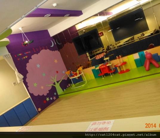 怪獸小學堂-二樓環境3.JPG