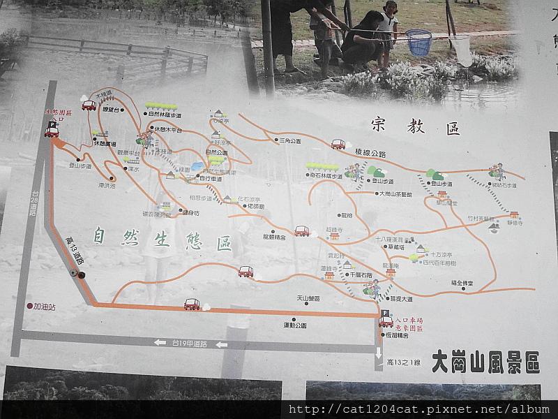 大崗山風景區-地圖.JPG