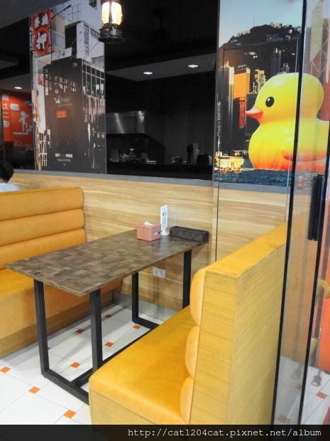 菠蘿油王子茶餐廳-環境2.JPG