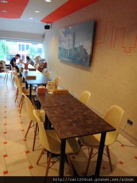 菠蘿油王子茶餐廳-環境5.JPG