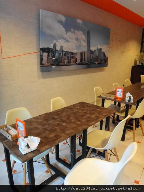 菠蘿油王子茶餐廳-環境8.JPG