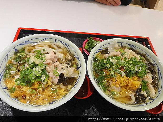 丸龜製麵-漢神店10.JPG