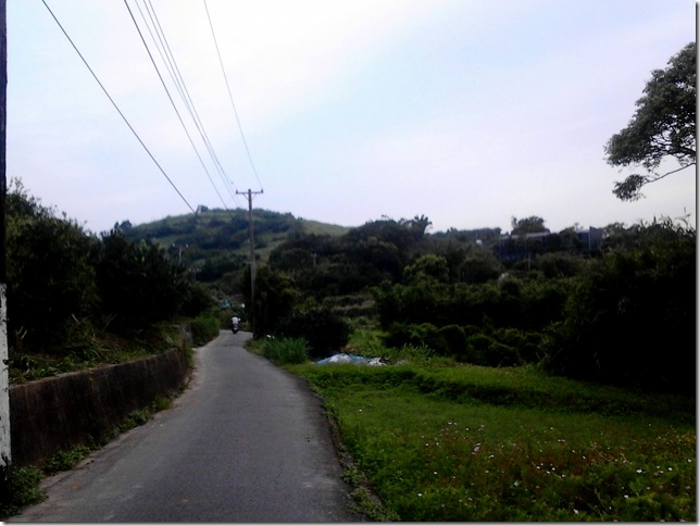 跑在田裡沒有污染9