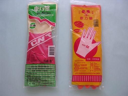 康乃馨單色手套