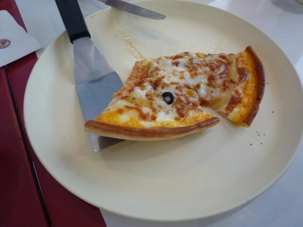 好好吃的pizza店!!!