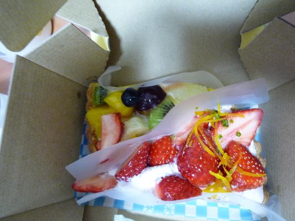 水果塔開箱