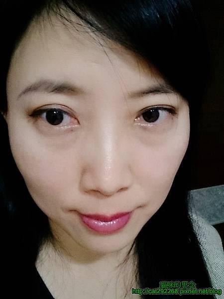 海洋貓易珈生技眼線液睫毛膏完妝後17.jpg