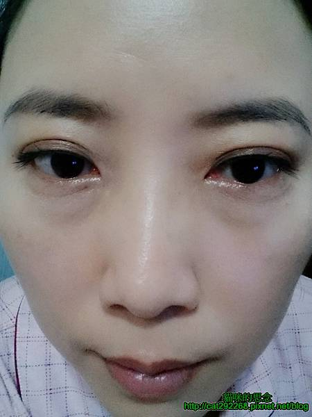 貓咪的思念易珈生技睫毛膏妝後15.jpg