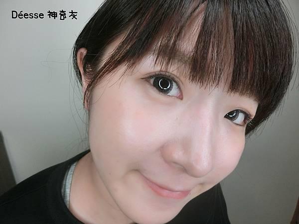 超混血韓風隱形眼鏡Déesse,搭配三款女神秋冬眼妝教學!