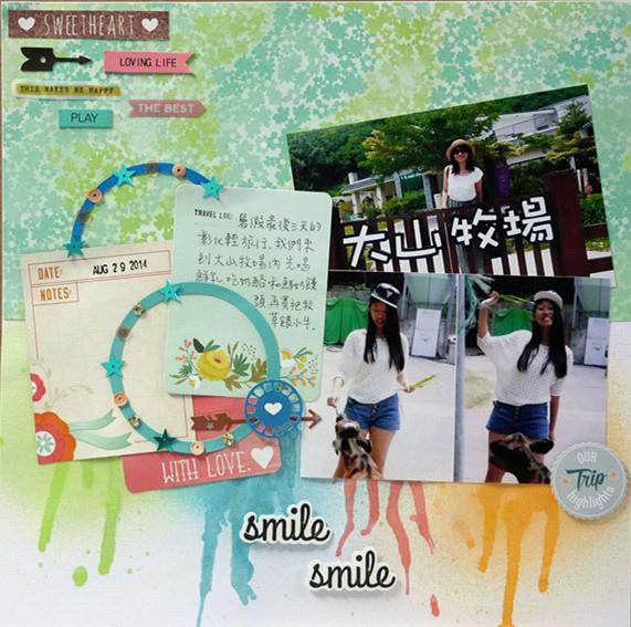 0524-Paper Craft HK6月草圖GT