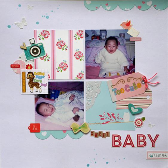 MHC#10-Baby DT Work