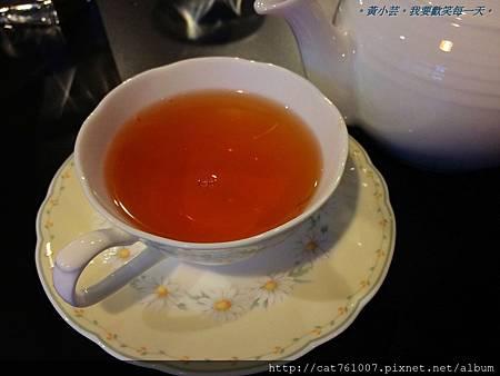 安神紅葉茶