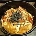 鰻魚蛋包蓋飯定食