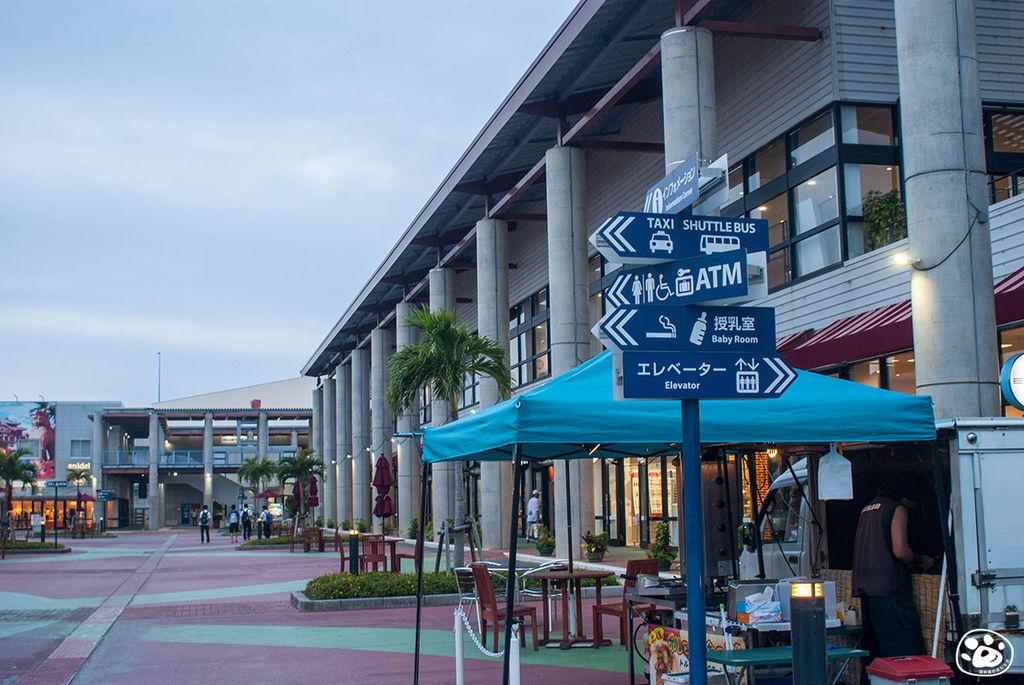 日本沖繩購物奧特萊斯免稅賣場Outlet Ashibinaa (5).jpg