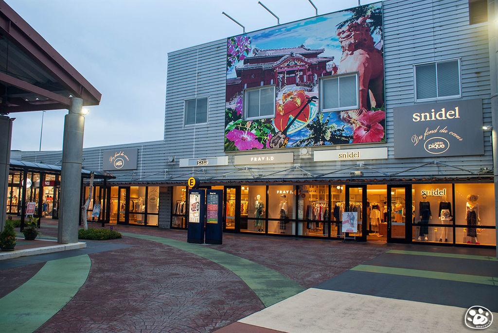 日本沖繩購物奧特萊斯免稅賣場Outlet Ashibinaa (10).jpg