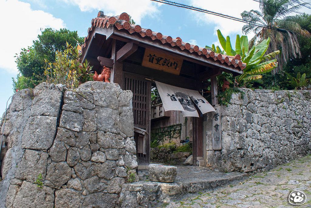 日本沖繩美食-金城町石疊道(金城町石畳道)-首里殿內 (6).jpg