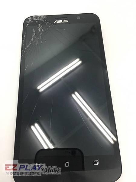 華碩zenfone2面板破裂