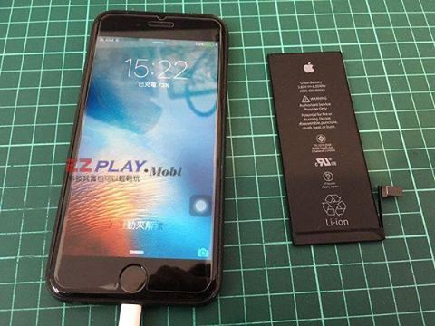 iphone6s異常關機