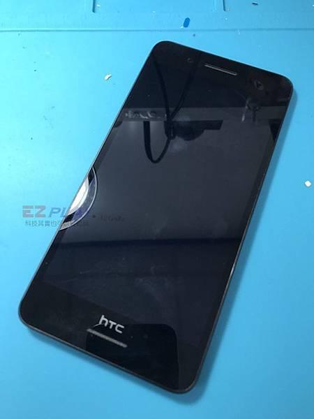 這台HTC 728外表正常