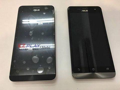 Zenfone5壓到沒畫面n
