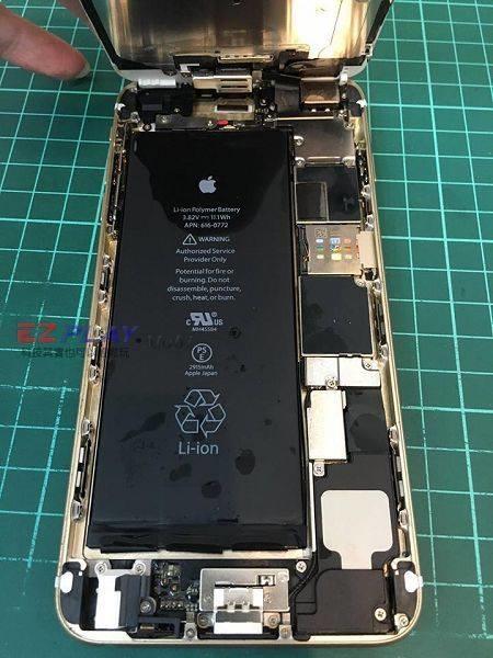 iphone6+進馬桶喝水