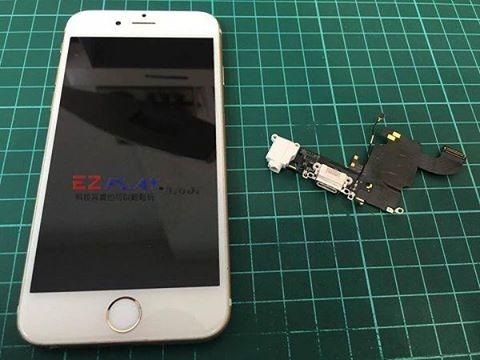iphone6卡耳機模式
