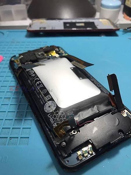 這台蝴蝶S的電池