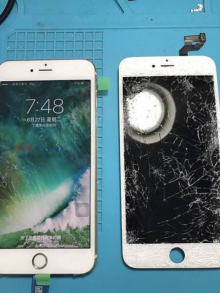 IPHONE 6S+別再放口袋