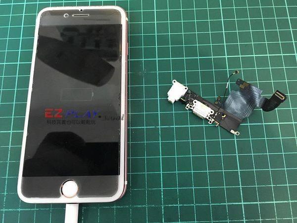 iphone6s充電沒反應