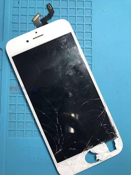 IPHONE6s面板慘破