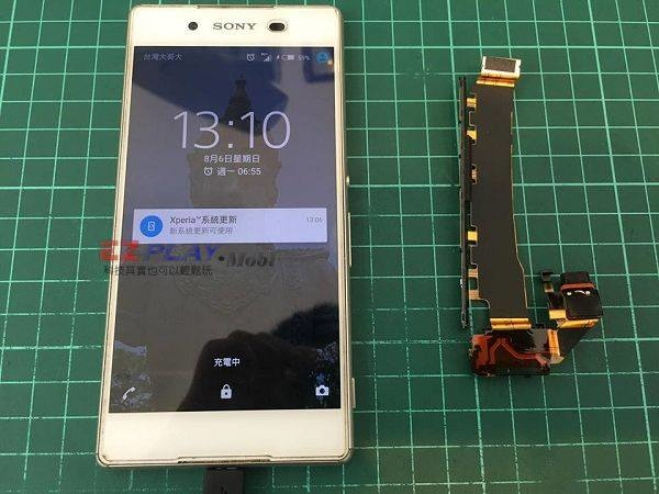 Sony Z3+無法充電