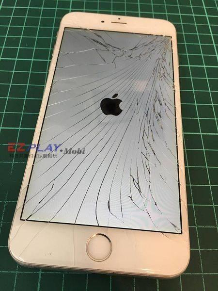 iphone6+螢幕破裂