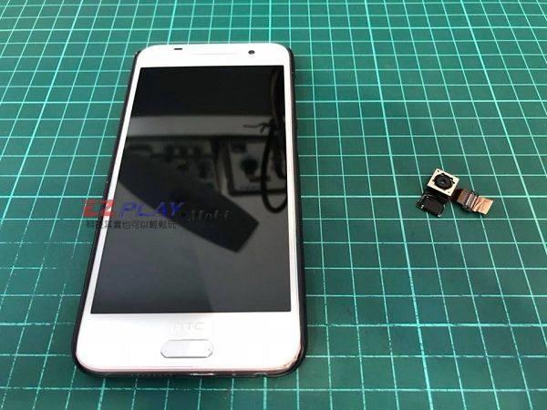 HTC A9更換後相機