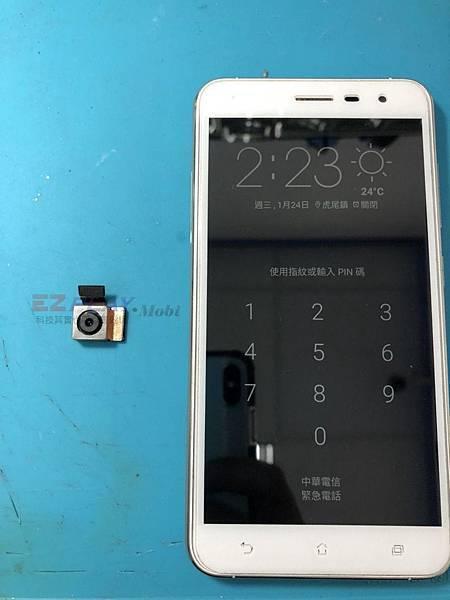 ZenFone3相機失焦