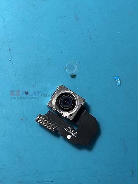 我的6S+相機無畫面
