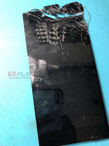 SONY Z5P面板毀啦
