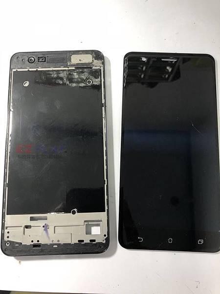 ZenFone3 Zoom液晶破裂