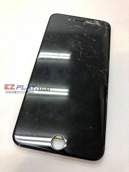 iphone7+面板破裂