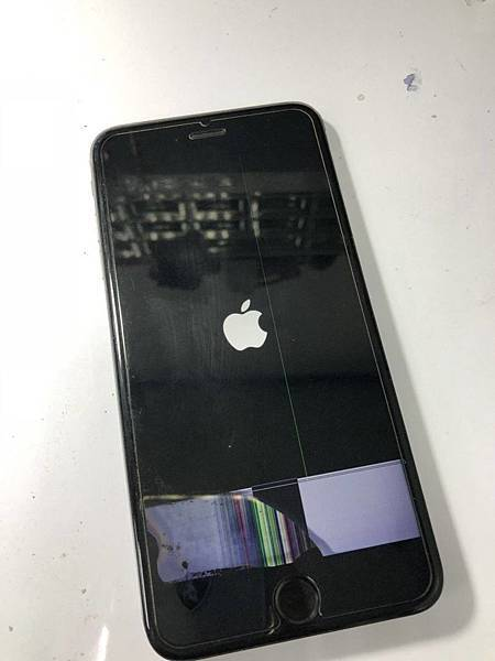 IPHONE6S+液晶破裂