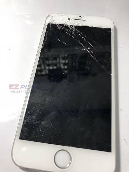 IPHONE6面板無辜摔破